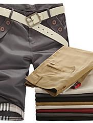 muž letní módní ležérní kalhoty capri