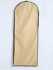 Elegantní dvě vrstvy vodotěsné bavlna / tylu šaty délka oděv taška