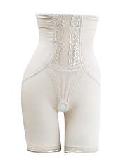 krajky karafiát vysokým pasem hip tvarování kalhoty