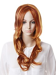 Capless High Quality Natural Look Blonde Wave Hair Wig