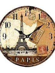 Euro zemlja zidni sat