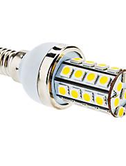 7W E14 LED corn žárovky T 36 SMD 5050 590 lm Teplá bílá AC 85-265 V