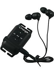 sg01 IPX8 Vodotěsný MP3 přehrávač