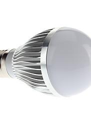 E27 5W 470-490LM 3000-3500Kウォームホワイトライトはボールバルブ(85-265V)LEDの