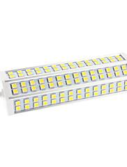R7s 15w 84x5050 SMD 1280-1350lm 6000-6500 přírodní bílá světla vedl kukuřice žárovka (85-265V)
