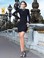 Mini haljina, otkačena, rupičasta