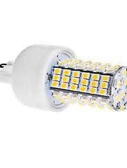 5W G9 LEDコーン型電球 T 102 SMD 3528 420 lm 温白色 AC 110-130 / 交流220から240 V