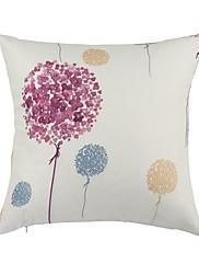 Země pestré koule polyester dekorativní polštář