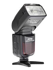"oloong sp-690ii 2,0 ""lcd blesk Speedlite blesků pro Nikon (4 x AA)"