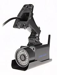 P2Pの2.0メガピクセルワイヤレスミニ防水IPカメラ、赤外線暗視15メートル