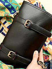 Dámská móda Casual Chain & Crossbody Messenger Bag
