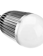 E27 18W 1440LM 5500KウォームホワイトLEDキャンドル電球(110-220V)