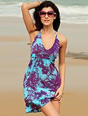 レディースファッション美しい夏のビーチドレス(バスト:86-102センチメートルウエスト:58-79C)