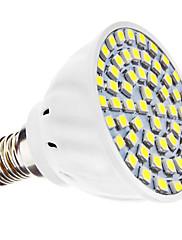 3W E14 LED bodovky MR16 60 SMD 3528 240 lm Přirozená bílá AC 110-130 / AC 220-240 V