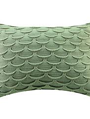 20twopages®「長方形の近代的なスケールパターンアクリル装飾的な枕カバー