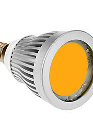 E14 7W 600-630LM 1xCOB 3000-3500K teplá bílá LED bodová žárovka (85-265V)