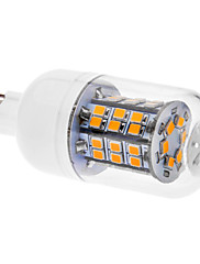 6W G9 LED klipaste žarulje T 46 SMD 2835 520-550 lm Toplo bijelo AC 220-240 V