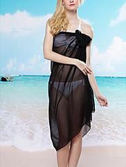 Sexy průhledný Beach Swim šaty