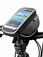 ROSWHEEL® Cyklistická taška 1.5LMobilní telefon Bag / Brašna na řídítka Odolné vůči prachu / Dotyková obrazovka / Odolné vůči šokůmTaška
