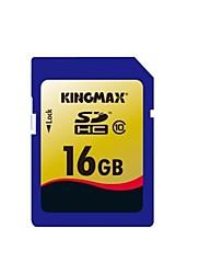 本物のKINGMAX SDHCメモリーカード -  16ギガバイト(クラス10)