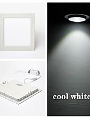 15ワット75x2835smd 1200lm 6000 - 6500Kクールホワイトの正方形のパネルライトは天井照明を率いて(AC85 - 265V)
