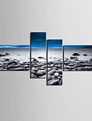 キャンバスセット 風景 Modern,4枚 縦長 版画 壁の装飾 For ホームデコレーション