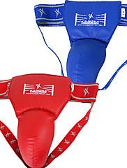 pu a plastové taekwondo ochranné zařízení suspenzor (různé barvy)