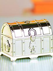 古典的なプラスチックの好意ボックス - 12のセット(その他の色)