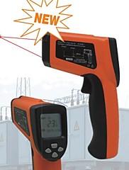 dt8780工業ダブルレーザー非接触赤外線温度計(-50℃〜1100℃(-58℉〜2012℉)50:1