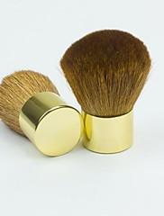 1PCSゴールドダストブラシフェイスメイク、ネイルアート化粧品ツール