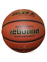 Super k ® # 7 PU kůže basketbal