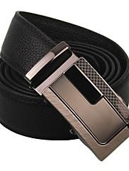 Men's Fashion Leisure  High Grade Automatic Buckle Belt