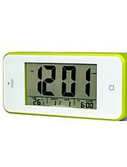 LCD dotykový budík módní design c1019