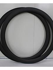 700C 38mm šířka 20,5 mm z uhlíkových vláken přesvědčivý důkaz ráfky Ráfky