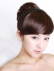 Novi posebni kose Hoop vlasulja bang mijenjati lice