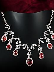 熱い販売のパーティー/カジュアル金は、男性と女性のためのペンダントネックレスの結婚式の宝石類をめっきしました