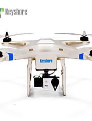 ライブカメラと内蔵の外部空中モニター付きkeyshare輝き - プロ++航空機ドローン