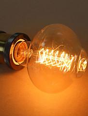 40ワットE27レトロな業界のスタイル透明白熱電球