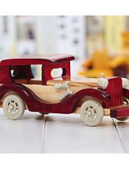 """8 """"retro dřevěné klasické auto ve stylu auto collectible (náhodné barvy)"""
