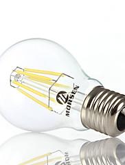 morsen®1pcs 6w a60 e27 vedl žárovka jasné trávy Edison žárovek vnitřní LED osvětlení 110 / 240V žárovky