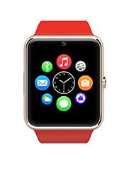 nouvelle montre intelligente téléphone portable bluetooth v3.0 avec gt08 réveil / micro-lettres / chronomètre / ordinateur