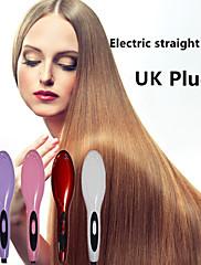 elektrický rovné hřeben rovné vlasy uk zástrčka