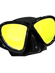 Šnorchlovací sady Brýle na plavání Potápění a šnorchlování. Plavání Silikon-WAVE