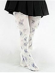 Ponožky a punčochy Sweet Lolita Lolita Lolita Růžová Lolita Příslušenství Punčocháče Zvířecí Pro Dámské Nylon