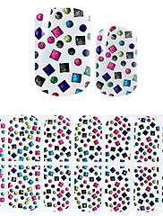 Nail Art naljepnica šminka Kozmetički Nail art dizajn