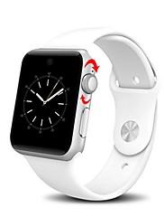 dispositifs portables lemfo lf07 Bluetooth montre intelligente arc 2.5d hd écran support de carte SIM Smart Watch pour Android iOS