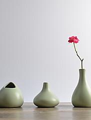 3pcs/set 1 Podružnica Others Others Cvjeće za stol Umjetna Cvijeće Without  Flower