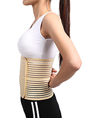 裏板 / ウエスト サポート マニュアル 指圧 体重を減らす / 出産後の腹部分をリラックスする / 保温 / サポート 音声 生地