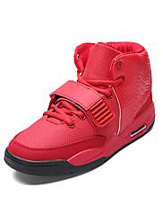 Atletické boty-PUPánské-Černá Červená Bílá-Outdoor-Plochá podrážka