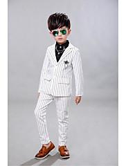 Polyester Oblek pro mládence - 2 Pieces Obsahuje sako / Kalhoty